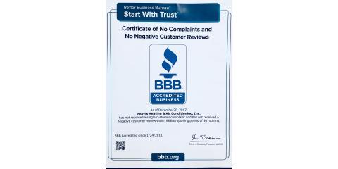 Morris Heating & Air Conditioning  -- Better Business Bureau Reviews, Ipswich, Massachusetts