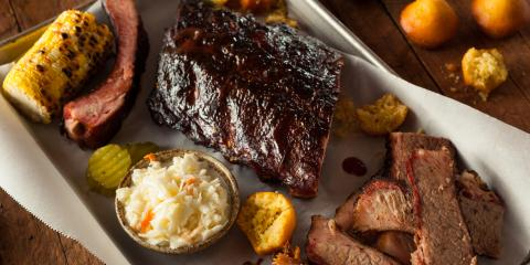 Famous Dave's BBQ Restaurant Shares Brisket's Delicious History, La Crosse, Wisconsin