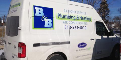 B&B Plumbing & Heating , Plumbing, Services, Oxford, Ohio
