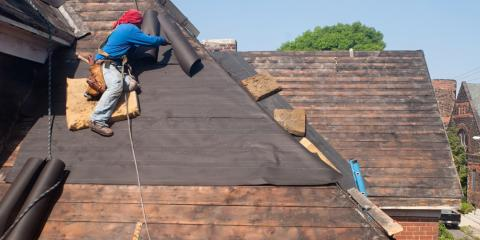 3 Signs Your Home Needs Roof Repair, Columbus, Ohio