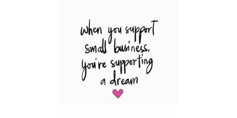 Happy Small Business Saturday!!  Shop small and support your local businesses!!, Forked River, New Jersey