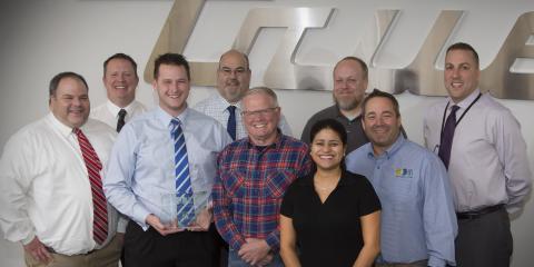 BCI Honors True Manufacturing, MillerCoors/Summit, Kloppenburg, St. Peters, Missouri