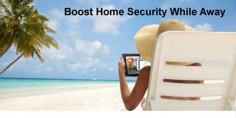 Boost Home Security While Away, Monroe, Louisiana
