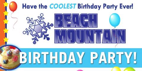 Celebrate Your Birthday Party & Snow Tube with Your Friends at Beach Mountain!, Mason, Ohio