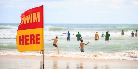 5 Beach Warning Flags and What They Mean, Gulf Shores, Alabama