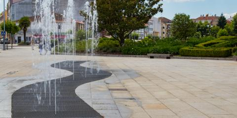 5 Uses & Applications for Bar Grating, Beacon Falls, Connecticut