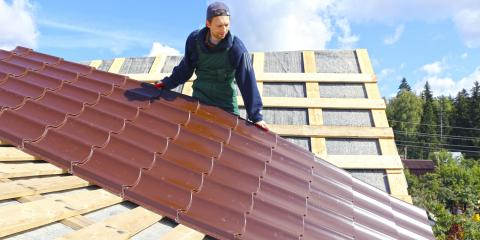 4 Benefits of Steel Roofs, Beacon Falls, Connecticut