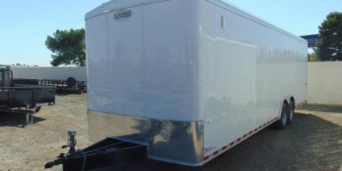 4 Factors to Consider When Buying an Enclosed Cargo Trailer, San Gorgonio Pass, California