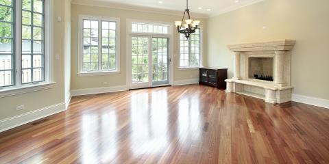 4 Benefits of Hardwood Flooring, West Whitfield, Georgia