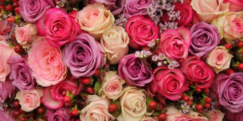 Symbolism of Flowers: Meanings Associated With 3 Rose Shades  , Fort Dodge, Iowa