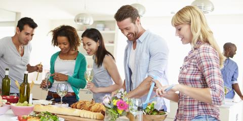 Become a First-Class Host When You Update Your Kitchen Layout, Rochester, New York