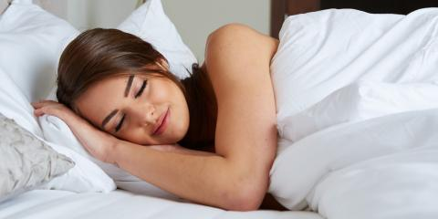 4 Tips for a Better Night's Sleep, McKinney, Texas