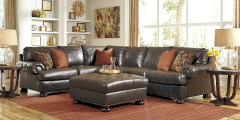 A Living Room Furniture Company Shares How to Care for Leather ...