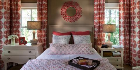 Bedroom Color Options from Soothing to Romantic, Cincinnati, Ohio