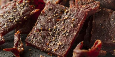 3 Must-Try Types of Beef Jerky , St. Charles, Missouri