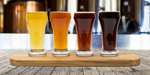7 Brew Varieties to Consider When Building a Beer Flight, Mililani Mauka, Hawaii