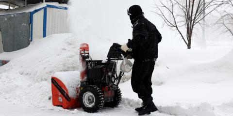 When to Repair or Replace a Snowblower, Arden Hills, Minnesota