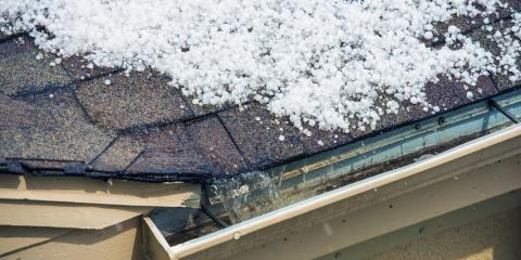 3 Areas of the House Vulnerable to Hail Damage, Platteville, Wisconsin