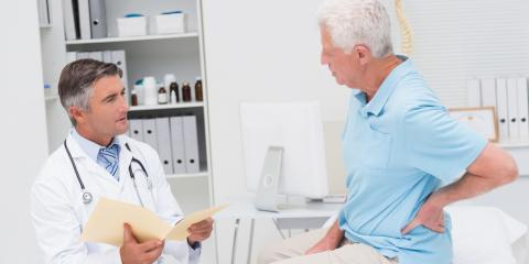 Chiropractic Care For a Bulging or Herniated Disc, Somerset, Kentucky
