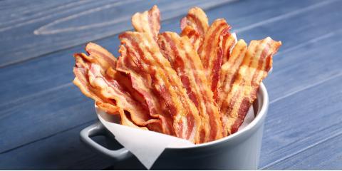 5 Ways to Eat Bacon, Branson, Missouri
