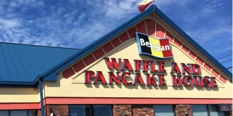 Belgian Waffle & Pancake House , Breakfast Restaurants, Restaurants and Food, Branson, Missouri