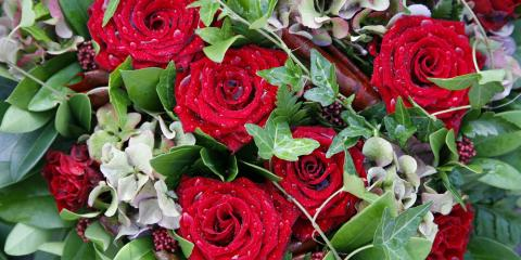 Why Roses Are Popular on Valentine's Day, ,