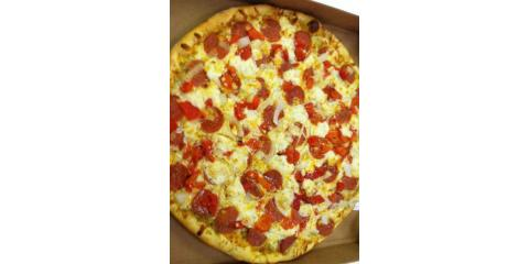 Irondequoit Pizzeria Names 7 Great Pizza Toppings, Irondequoit, New York