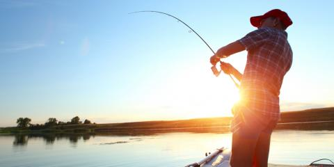 3 Fishing Equipment Tips for Your First Day on the Water, Belleville, New Jersey