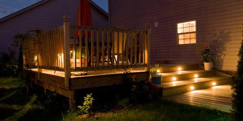 Why You Should Have an Electrician Install Landscape Lighting, Belleville, Illinois