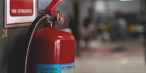 3 Common Fire Safety Hazards in the Workplace, Belleville, Illinois