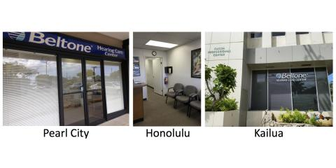 Beltone Hearing Care Center, Hearing Aids, Health and Beauty, Pearl City, Hawaii