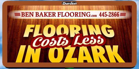 Ben Baker Flooring, Flooring Sales Installation and Repair, Services, Ozark, Alabama