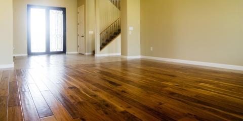 The Top 5 Benefits of Hardwood Flooring, Bend, Oregon