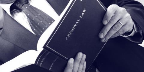 3 Benefits of Enlisting a Criminal Defense Attorney , Cincinnati, Ohio