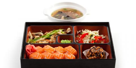 top 3 reasons to serve bento at your catered event krazy. Black Bedroom Furniture Sets. Home Design Ideas