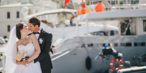 Do's & Don'ts of Hosting a Wedding on a Yacht, Berkeley, California