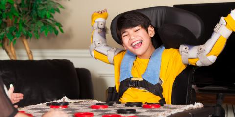 4 Benefits Home Health Care Provides Children With Special Needs, Airport, Missouri