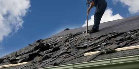 7 Warning Signs You Need New Roofing, Milford, Connecticut