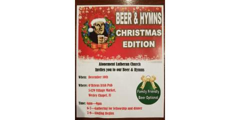 Beer & Hymns - O'Brien's Irish Pub & Grill Wesley Chapel