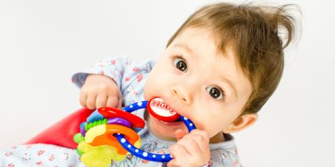 Kid's Dentist Offers 3 Tips to Handle Toddler Teething Pain, Newport-Fort Thomas, Kentucky