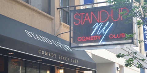 Get a Laugh at Stand Up NY's College & Industry Night Comedy Shows, Manhattan, New York