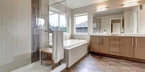 5 Best Flooring Types for the Bathroom, ,