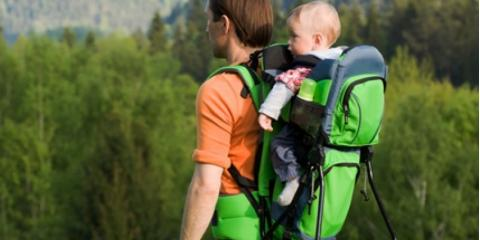 Backpack Carriers For Young Babies, Hay Creek, Minnesota