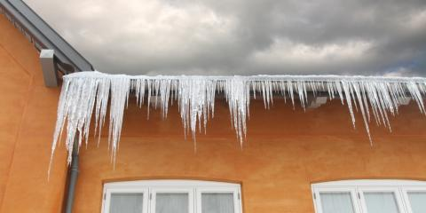 Lakeville's Best Roofing Contractor Lists 3 Tips to Prevent Ice Dams , Lakeville, Minnesota