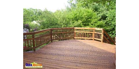 Get Your Outdoor Deck & Patio Ready For Spring With These Maintenance Tips From DeckMaster, Gaithersburg, Maryland