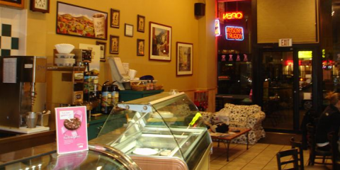 Stock Up on Delicious Food & Froyo For Your Super Bowl Party From Angora Café, Boston, Massachusetts