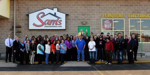 Sam's Appliance & Furniture, Furniture, Shopping, Fort Worth, Texas