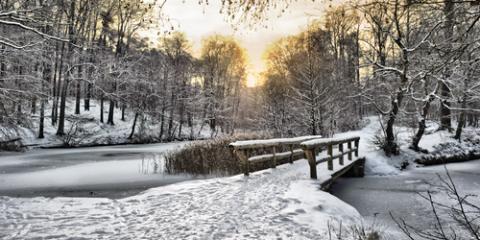 La Crosse's Best Hotel Offers a Taste of Winter, Holmen, Wisconsin