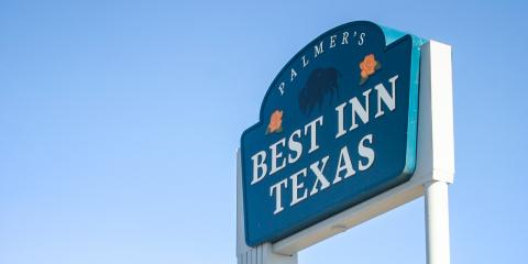 American Icons: A Brief History of Motels, Levelland, Texas