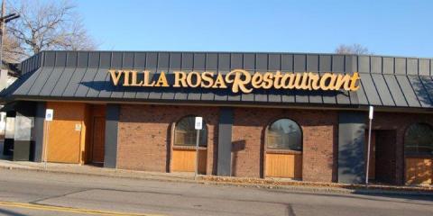 Villa Rosa Restaurant In Quincy Ma